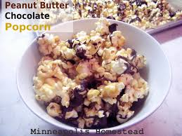 Chocolate Peanut Butter Caramel Popcorn Recipe Gluten Free great