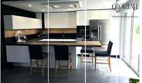 meuble haut cuisine laqué laque meuble cuisine meuble de cuisine noir laquac fabulous meuble