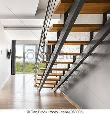 intérieur lumière villa escalier villa lumière