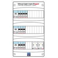 tableau electrique legrand 3 rangées achat electronique