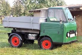 $3,300 East German: 1968 Multicar M22 | Barn Finds | Pinterest ...