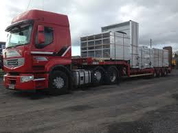 100 Truck Loader 3 Axle Low Low Services