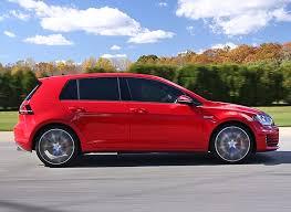 2015 Volkswagen GTI Review engine