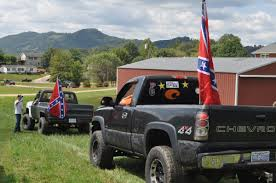 Caravan Sporting Confederate Flags Crosses County | News ... Freedom Of Speech Why Some Schools Treat The Confederate Flag Like Rebel Fans Face Gang Charge For Crashing Black Kids Party Trucks Fly Flags In Incident Video Nytimescom Students Forced To Take Down That Honored Fallen The Isnt About Its Identity Peach Pundit Bad Month Bigots Rcr American Roots Music Truth Battle Two Sides Printed Over Unravels Across South Proudly In Loxahatchee Rally Wlrn Items Ebay Community