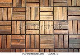 Top View Vintage Parquet Floor Or Nature Wooden Wall Abstract Geometric Texture Background