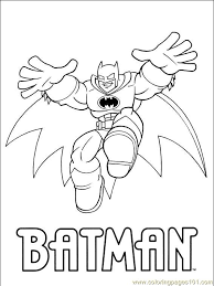 Project For Awesome Dc Coloring Pages