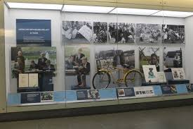 The Americans With Disabilities Act 1990 2015 Artifact Wall Showing Large
