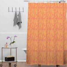 Buy Orange Shower Curtain from Bed Bath & Beyond