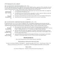 Resume Example For A Retail Job Feat What To Write In Objective