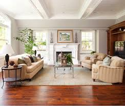 Red Living Room Ideas 2015 by Elegant Cherry Red Wooden Floor For Classic Living Room Design
