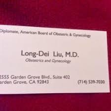 Liu Long Dei MD Obstetricians & Gynecologists Garden