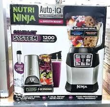 Ninja Blender 1200 Full Image For Auto Watts Brand New Sealed