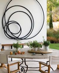 Artistic Home In Cadiz By Pedro Ribeiro Pita Modern Outdoor Wall ArtOutdoor