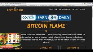 Bitcoin Faucet Rotator Faucetbox by Ganhe Bitcoin Faucet Bitcoin Flame Youtube