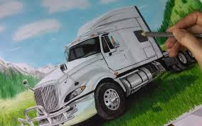 Speed Drawing: Truck - YouTube | Semi Truck Drawings | Pinterest ... Semi Truck Outline Drawing How To Draw A Mack Step By Intertional Line At Getdrawingscom Free For Personal Use Coloring Pages Inspirational Clipart Peterbilt Semi Truck Drawings Kid Rhpinterestcom Image Vector Isolated Black On White 15 Landfill Drawing Free Download On Yawebdesign Wheeler Sohadacouri Cool Trucks Side View Mailordernetinfo