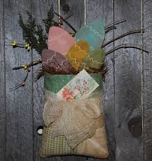 275 best primitive easter decorations and spring bunnies images on
