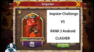Pumpkin Duke Castle Clash 99 by Castle Crisis Impster Challange 100 Giveaway Vs Mvz Castle Clash