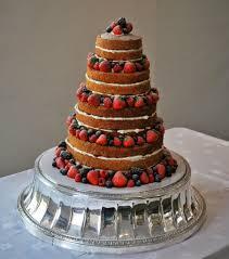 The Rise Of Naked Wedding Cake