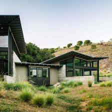 100 Butterfly Roof Roofs Top Rural House In Carmel By Feldman Architecture