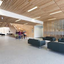 100 Architects Stirling Campus In Forth Valley College Reiach And Hall