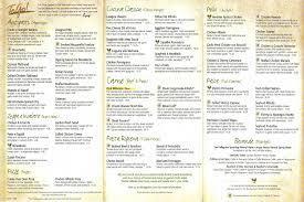 Olive Garden Menu nice Olive Garden Restaurant Menu 10