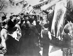 The Cabinet Of Doctor Caligari 1920 by Passion For Movies The Cabinet Of Dr Caligari Monumental And