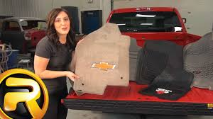 Chevy Floor Mats - Fast Facts - YouTube