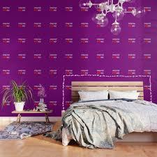 entschuldigung wallpaper wand lila zimmer schlafzimmer