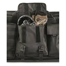 Tractor Supply Gun Cabinets by Hq Issue 2 Rifle Case 653361 Gun Cases At Sportsman U0027s Guide