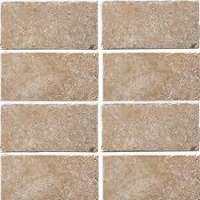 florida tile pietra travertine 3 x 6 tile colors