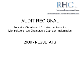 pose chambre implantable audit regional pose des chambres à cathéter implantables