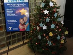 Christmas Tree Shop Deptford Nj Number by Project Giving Tree At Ymca Of Burlington And Camden Counties