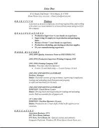 Waitress Resume Example Good Of Simple Personal Profile Examples Template For Pdf Food Service Industry