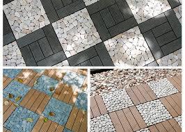 diy deck tiles waterproof interlocking composite decking buy