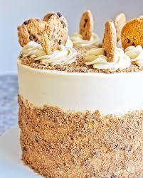 Cookie Cake Cake by Courtney