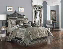 J Queen Kingsbridge Curtains by J Queen Bedding J Queen New York Astoria Queen Comforter Set