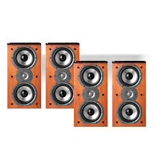 Polk Audio TSi200 2 Way Bookshelf Speaker Package set of two