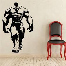 Superhero Comic Wall Decor by Hulk Wall Decal Gallery Home Wall Decoration Ideas