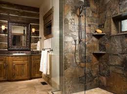 Rustic Bathroom Design Mesmerizing