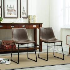 Roundhill Furniture Lotusville Vintage PU Leather Dining Chairs, Antique  Brown, Set Of 2 Relaxation Chair Xl Futura Be Comfort Bleu Encre Lafuma Polywood Emerson All Weather Folding Chair Ashley The 19 Best Stacking And Chairs 2019 Champ Series Versatile Resin Wedding With Foot Caps White Stakmore Solid Wood Espresso Finish 2pk Grindleburg Ding Room Fniture Homestore Buy Kitchen Online At Shop Designer Fniture Merci Soft Edge 12 Side Hay Dark Brown Acacia Adirondack