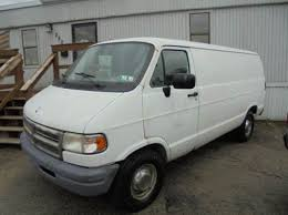 1996 Dodge Ram Van For Sale In Uniontown PA