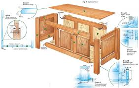 Sewing Cabinet Plans Build by How To Build Cedar Chest Plans Pdf Homemade Workbench Plans Easy