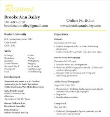 Professional Photographer Cover Letter Sample Photography Resume Objective