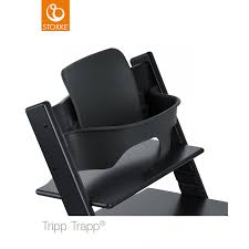 Stokke® Tripp Trapp + Baby Set - Black Stokke Steps Complete High Chair With Cushion Whitenaturalgrey Clouds Tripp Trapp Natural Highchair And Newborn Set My Favourite Baby Clikk Soft Grey The Or The Ikea Which Is Village Review Good Bad High Chair Baby Set Up Game Print Shoppe Bundle Hazy Legs White Seat Tray