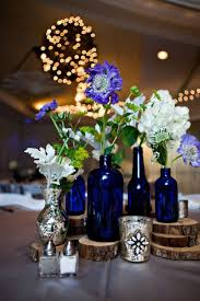 Interesting Cobalt Blue Wedding Decorations 96 For Your Reception Table Layout With