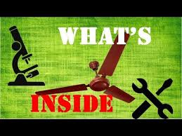 what is inside ceiling fan greasing a squeaking ceiling fan