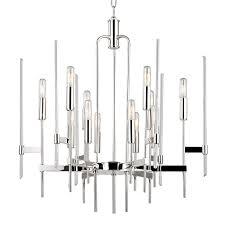bari chandelier hudson valley lighting