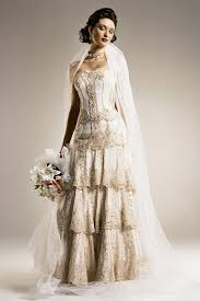 Back To Article Rustic Wedding Dresses For