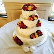 Fabulous Fresh Flower Wedding Cakes