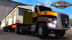 American Truck Simulator: CAT 660 Moving A Mobile Home - Carlsbad To ... Trucks Unlimited 12 Photos Trailer Dealers 168 S Vanntown 2018 Nissan Versa Sedan For Sale In San Antonio Arrow Inventory Used Semi For Sale Texas Monster Jam January 21 2017 Hooked Line X Custom Exotic New Ford F 150 Lariat Truck Paper Courtesy Chevrolet Diego The Personalized Experience Hino 268a 26ft Box With Liftgate This Truck Features Both American Simulator Cat 660 Moving A Mobile Home Carlsbad To 2019 Freightliner 122sd Dump Ca